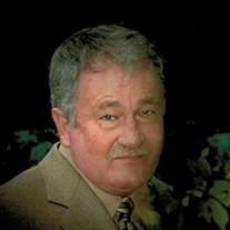 Franklin Dewey 'Frank' Russell, Henderson, TN