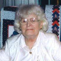 Margaret Inez Radcliffe