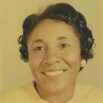 Mrs Mellownie (Nee) Johnson