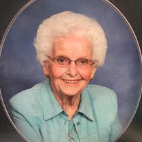 Agnes  Margaret Henrickson