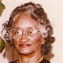 """Mother Ava Lee """"Granny"""" McGee"""