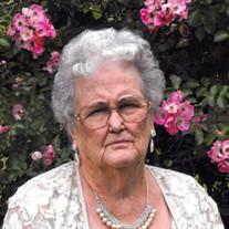 Mary Nettie Ward