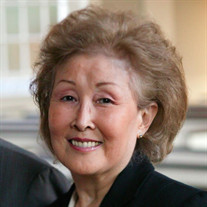 Mrs Michiko Nosho Ezell