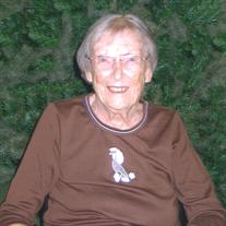 Dorothy Mainwaring (Nee Mayell)