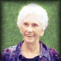 Bonnie Mae Farrell