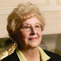 Mrs. Charlsie Mae Graham Hammond