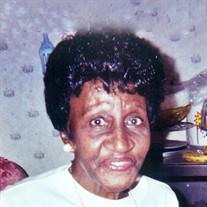 Mrs. Alvira Henry
