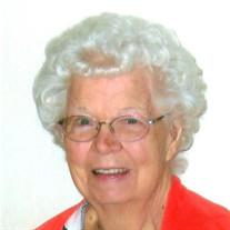 Muriel E. McAuley