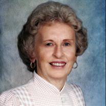 Patricia Mary Curlett