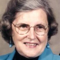 Elizabeth Betty Hallenbeck