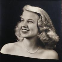 Mary Kathryn Forrester Van Vleet