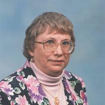 Frances Lucille McRury