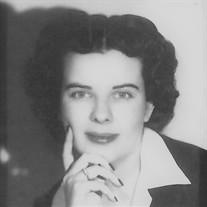 Mrs. D. Jeanne Hatch (Lewis)