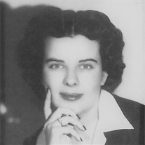 Mrs. D. Jeanne Hatch (Lewis)
