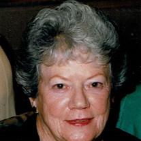 Mrs Marylou McCoy