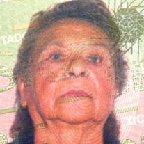 Mrs. Esperanza Calderon-Herrera