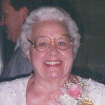 Frances Helen Rosenberger