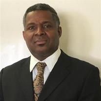 Pastor Wayne Fitzgerald Grayer