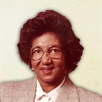 Mrs. Ruby Lee Mems