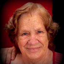 Shirley Mae Daniels Woody