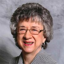 Nancy  Luella Bertsche