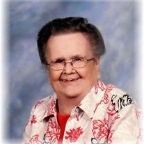 Ms. Alma Padgett Harris