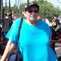 Mrs Christine 'Kiki' Bishop