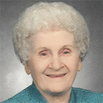 Marjorie Thelma Nichols Crisp