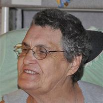 "Janis  ""Hotrod Granny"" Hazen"