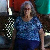 Mrs. Barbara Ann Merritt Morris