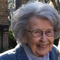 Margaret Edwardsen