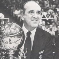 Coach Billy Pigg