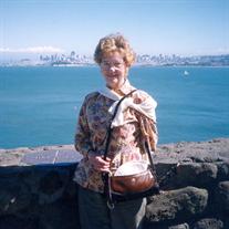 Mrs. Doris Bridges Wilson