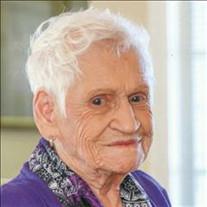 Marjorie E. Brown