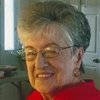 Patricia Mae Burrey