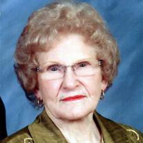Frances Morris McDaniel