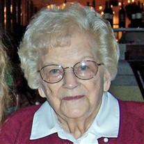 Edna Blanche Roberts