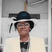 Mrs. Beulah McMillan