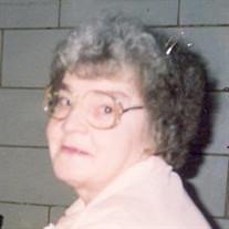 Gladys Pearlie Farmer