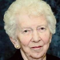 Pearl E. Becker