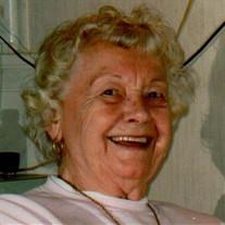 Marjorie Eileen Marvel