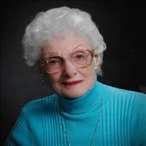 Olive Jean Schneider