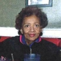 Mrs. Margaret Cross