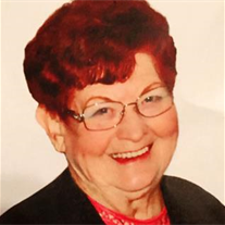 Peggy Lee Dennison Rasmussen
