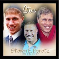 Steven E. Bonetz