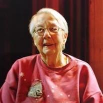 "Elizabeth  ""Betsy"" Clara Scherrer"