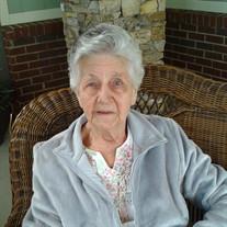 Margaret Ruth Thurman