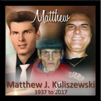Matthew J. Kuliszewski Jr.
