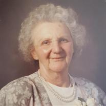 Margaret E Newby