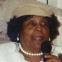 Mrs. Sarah Robinson